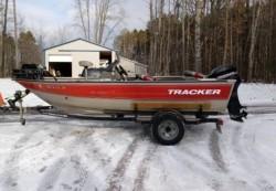 2001 - Tracker Boats - Pro Deep V16 SC