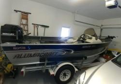 2004 - Alumacraft Boats - Navigator 165 CS