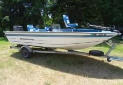 1996 - Spectrum Boats - 16 Pro Avenger SC