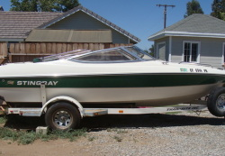 2002 -  - 180LS Open Bow