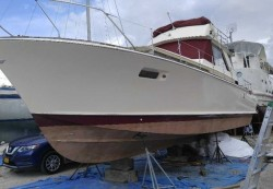 1984 - Chris Craft - 268 Commander Sedan