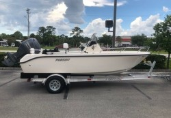 2012 - Pursuit Boats - C180 CC