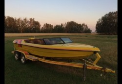 1991 - Custom Boats - 151 CS