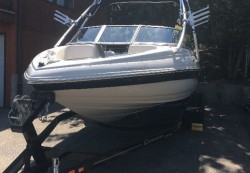 2011 - Crestliner Boats - 1650 Pro Tiller