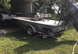 2012 - Maverick Boats - 15 Mirage HPX