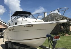2001 - Sport-Craft Boats - 241 Walkaround