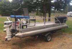 2001 - Avenger Custom Boats - 170 VCC Sport