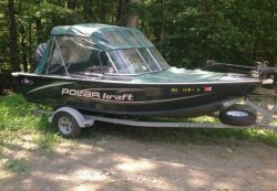 2011 - Polar Kraft Boats - V163TC