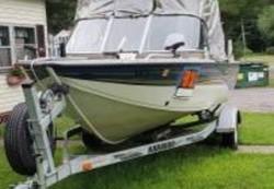 2006 - Crestliner Boats - 1850 Sportfish