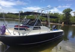 1991 - Angler Boats - 220WA Horizon