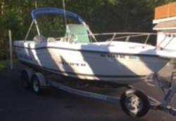 1999 - Seaswirl Boats - 1730 CC Striper