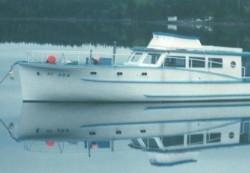 1971 - Customflex Boats - Flying Scot