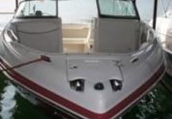 246 Captiva Bowrider Boat