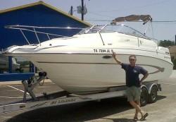 2010 -  - GS 249 Sport Cruiser