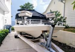 2014 - Hurricane Deck Boats - FunDeck FD 196 OB