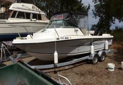 2008 - Angler Boats - 204FX