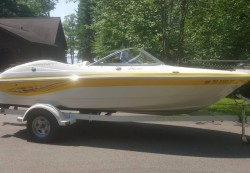 2005 - Starcraft Boats - C-Star 1700