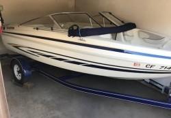 MX175 Merc Bowrider Boat