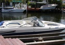SX230 HO Boat