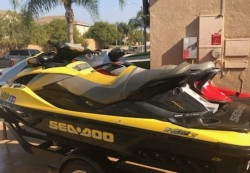 2009 - SeaDoo Boats - RXT iS 255