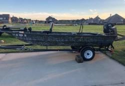 2016 - War Eagle Boats - 542 Catch 22
