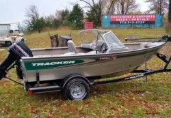 Used Tracker Boats California for Sale