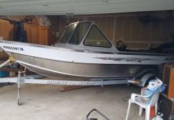 2006 - Alumaweld Boats - Stryker 17 Sport