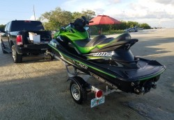 2015 - Kawasaki Watercraft - Ultra 310LX