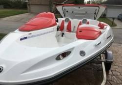 2010 - SeaDoo Boats - 150 Speedster