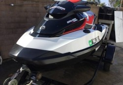 2012 - SeaDoo Boats - Wake Pro 215
