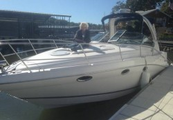 258 Vista Cruiser Boat