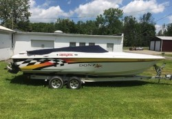 Used Donzi Marine Boats for Sale