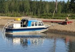 2001 - Avenger Custom Boats - 189V Offshore
