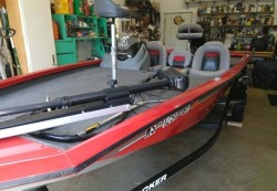 Used Bass Boats California for Sale
