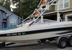 GX 205 Special Edition Bowrider Boat