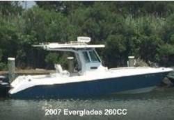 260CC Center Console Boat