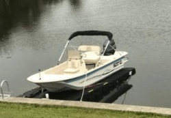 2012 - Carolina Skiff - JVX 16SS Hull Only