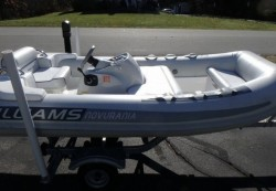 2008 Williams Novurania Turbojet 325