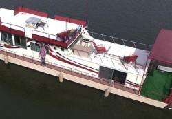 1976 Sea Master Custom Houseboat 52