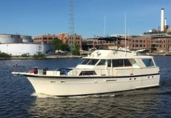 Used Hatteras Yachts Boats California for Sale