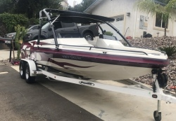 1999 Redline Performance 206 Closed Bow