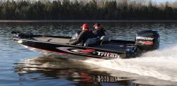 2014 - Triton Boats - X18