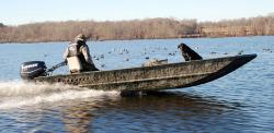 2014 - Triton Boats - 1652 T