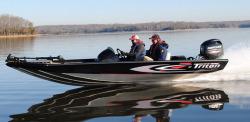 2014 - Triton Boats - X17