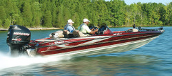2009 - Triton Boats - 20X3 Pro DC