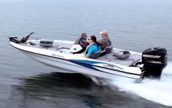 2009 - Triton Boats - 17 Explorer