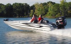 2009 - Triton Boats 20X3 DC