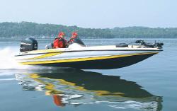 2009 - Triton Boats - 19X3 DC