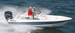 2009 - Triton Boats - 220 LTS Pro