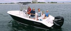 2009 - Triton Boats - 225 CC
